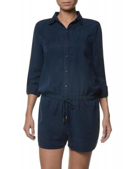 Combishort fluide Carly - NAVY