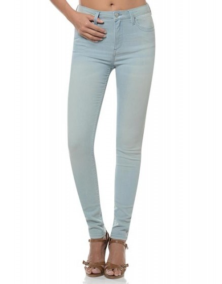 Skinny High waist jean Arnel - denim-1522
