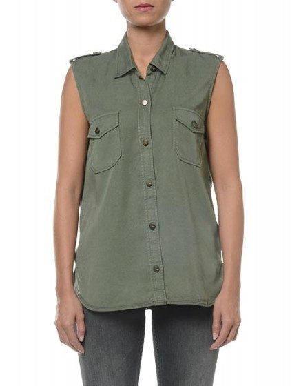 Sleeveless Shirt Chiara
