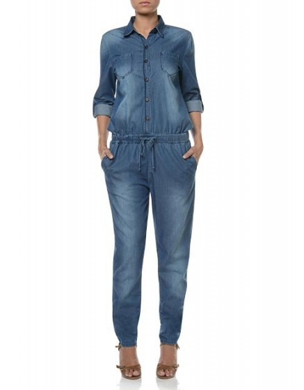 Combinaison en jean Layne