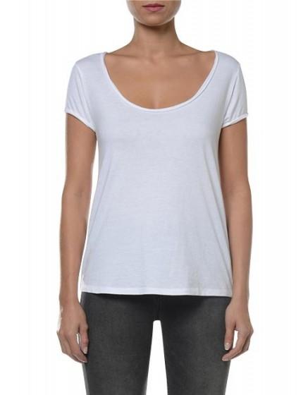 T-shirt à manches courtes Bony - WHITE