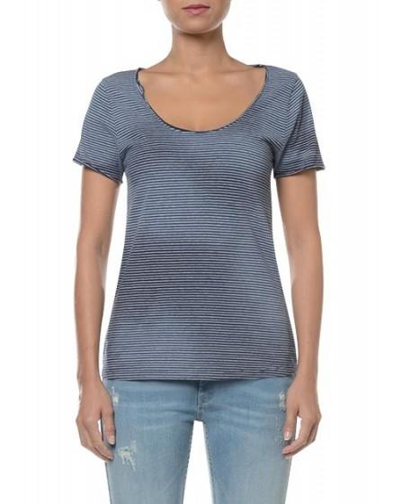 T-shirt à manches courtes Uma - STRIPE