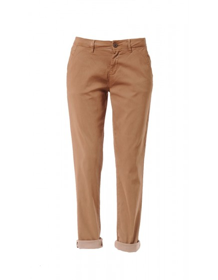 Chino tye and dye - CAMEL-PAT