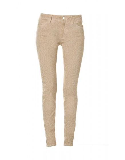 Pantalon Skinny imprimé guépard - SAVANE