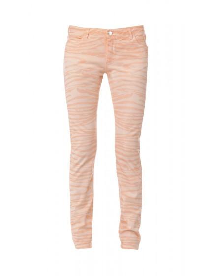 Pantalon skinny imprimé zèbre - CLEMENTINE