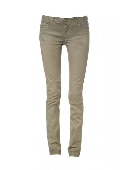 Pantalon Skinny métallisé Nikita - GOLD