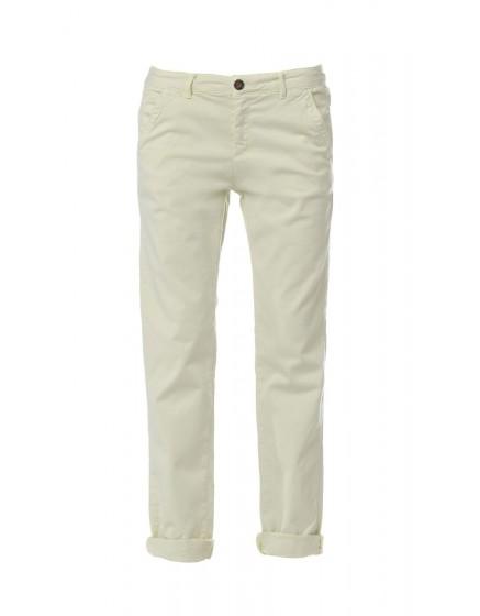 Pantalon chino basic Sandy - PISTACHE