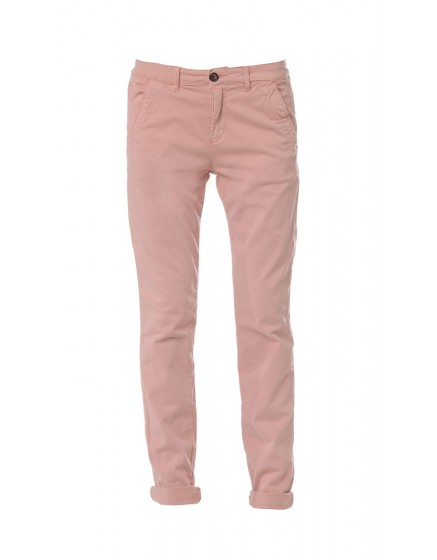 Pantalon chino basic Sandy - ROSE-DES-SABLES