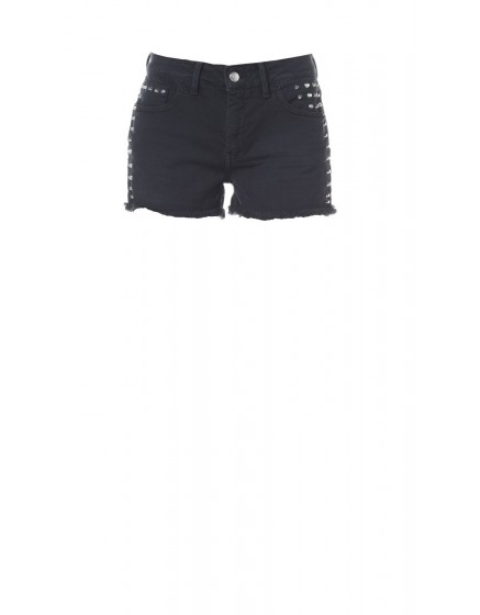 Short cloute colore - BLACK