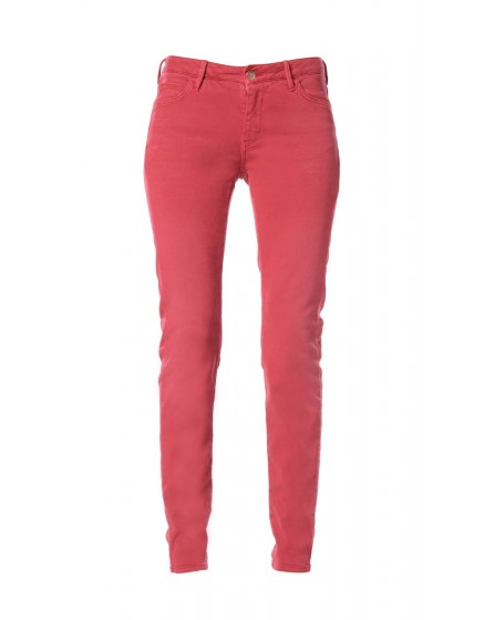 Pantalon Skinny couleur Axelle - PIMENT