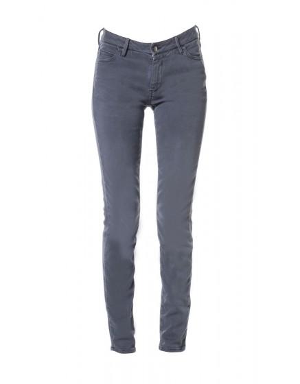 Pantalon Skinny couleur Axelle - CARBONE