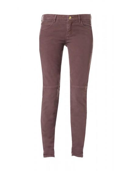 Pantalon skinny effet daim Julia - CIGAR-
