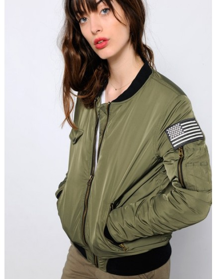 Bombers jacket Brandy