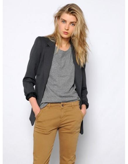 Pantalon chino SANDY - MIEL