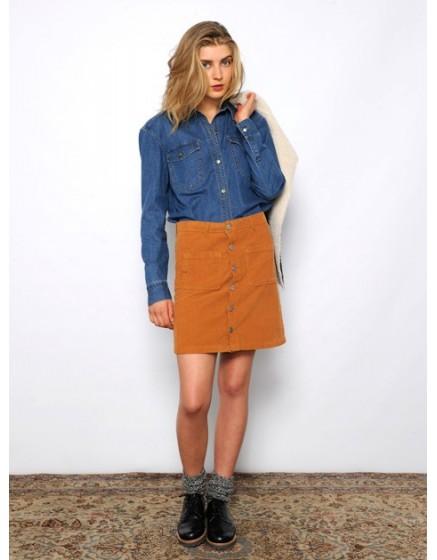 Velvet skirt Joss