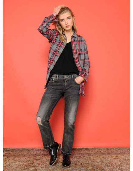 Jean boyfriend Nina - DENIM-3