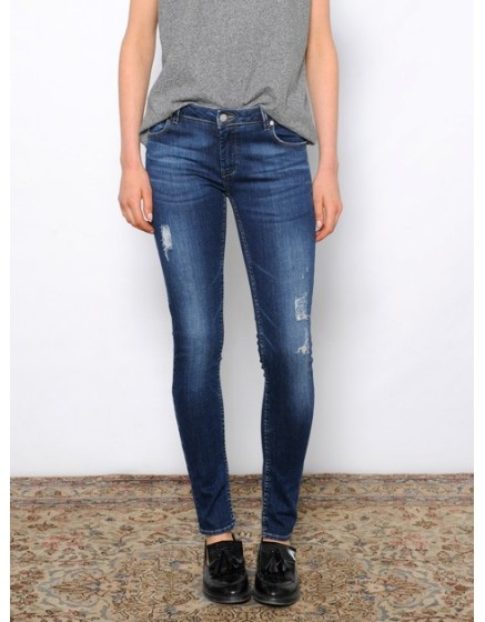 Jean skinny Nelly - DENIM-20