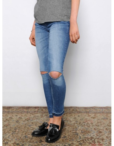 Jean skinny Nelly - DENIM-24