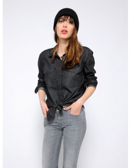 Jean skinny Nelly - DENIM-6