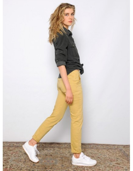 Chino street life Trousers Sandrine - ble