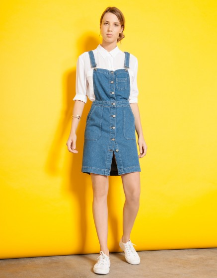 Robe Rina-DENIM