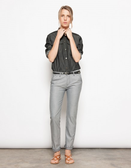 Pantalon chino SANDY-DIAMOND