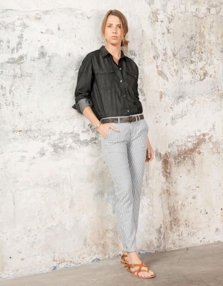 Pantalon chino SANDY-MEZZO