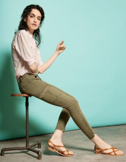 Skinny trousers Pitt