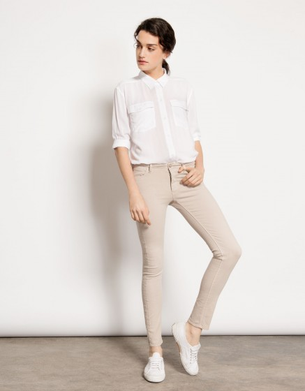 Colored skinny Trousers Nelly - MISTYROSE