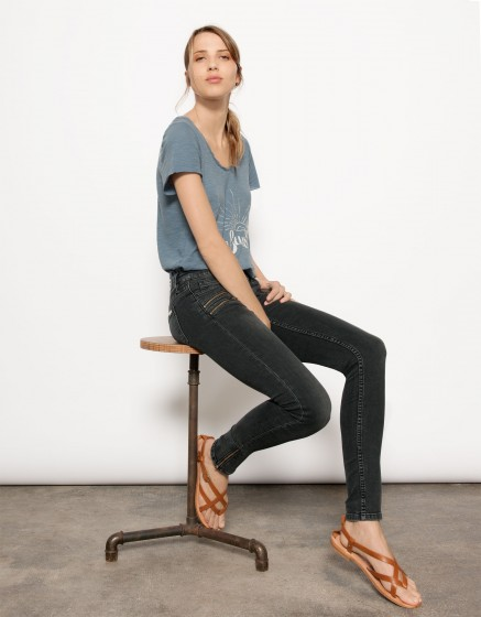 Jean skinny Ella - DENIM BLACK