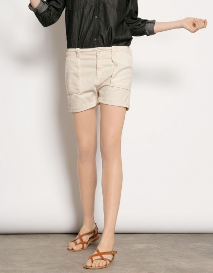 Bermuda short Shelby - SAND