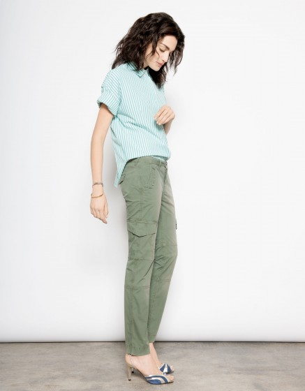 Pantalon street Cameron - KAKI