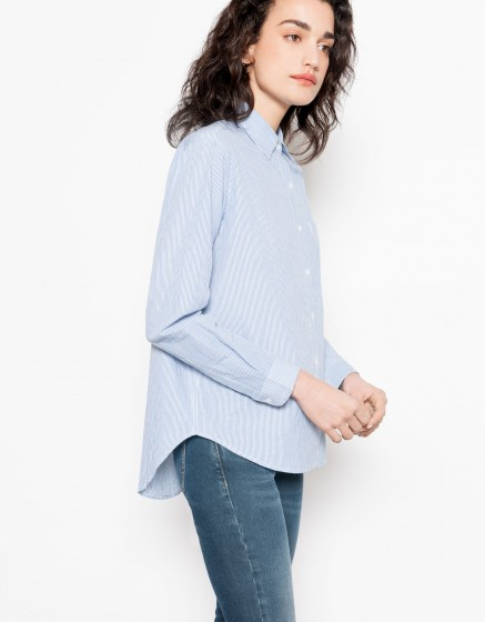 Shirt Carry - STRIPES BLUE
