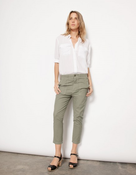 Pantalon street Patty - VINTAGE KAKI