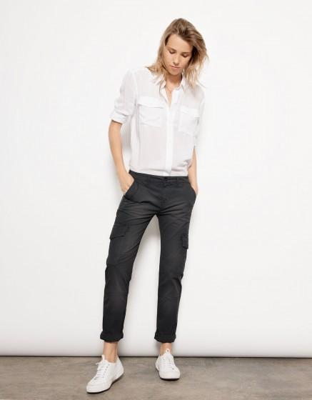 Street trousers Cameron - BETON