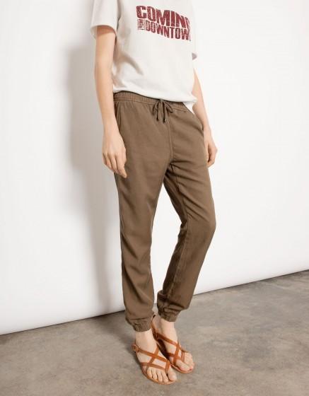 Street trousers Phoenix - KAKI