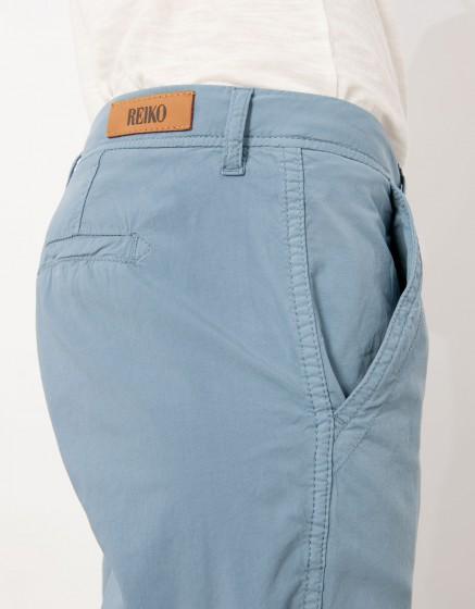 Pantalon chino Pam - BLUE JEAN