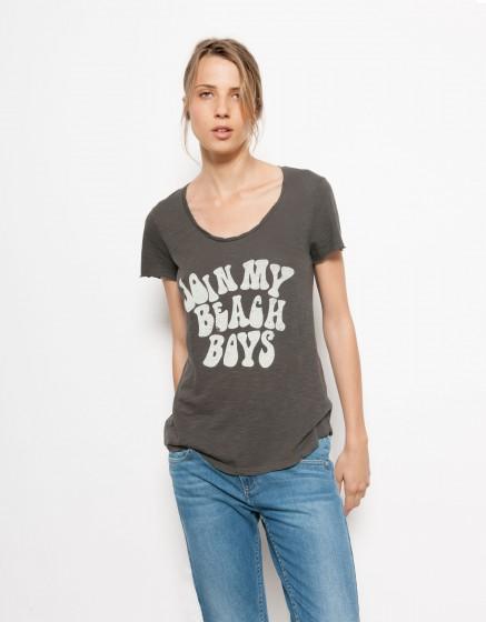 T-shirt Uma - BETON