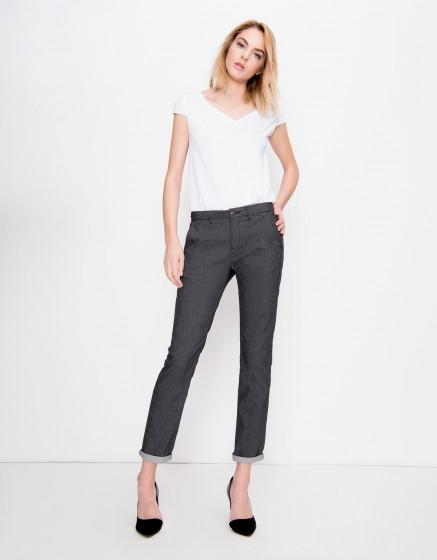Chino Trousers Sandy Fancy - TWEED