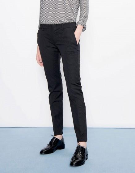 Pantalon cigarette Lizzy Fancy - STATES BLACK