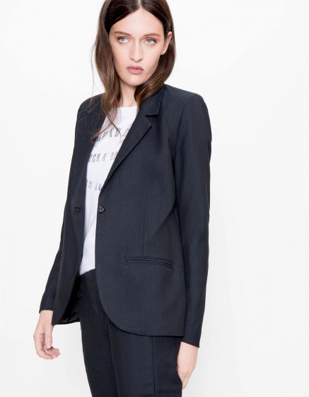Veste blazer Blair Fancy - WOOD