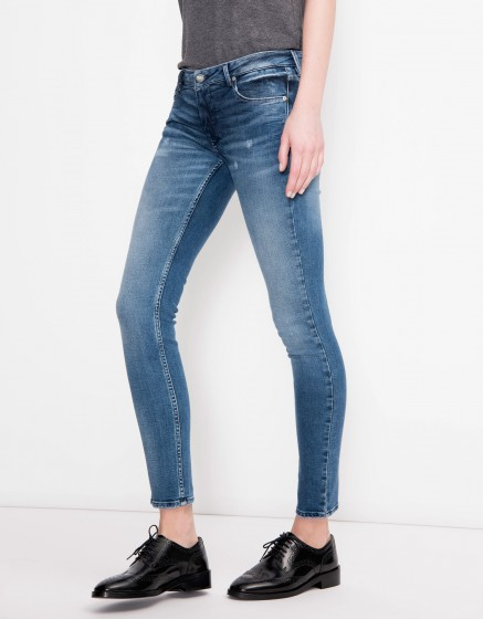 Skinny jean Nelly - DENIM M-90