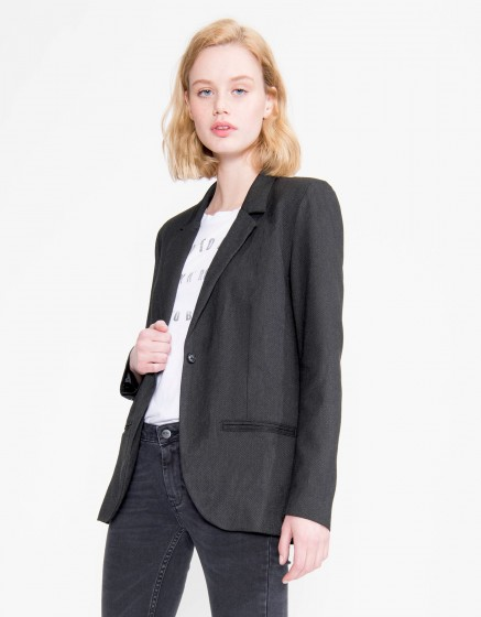 Veste blazer Blair Fancy - SHADOW