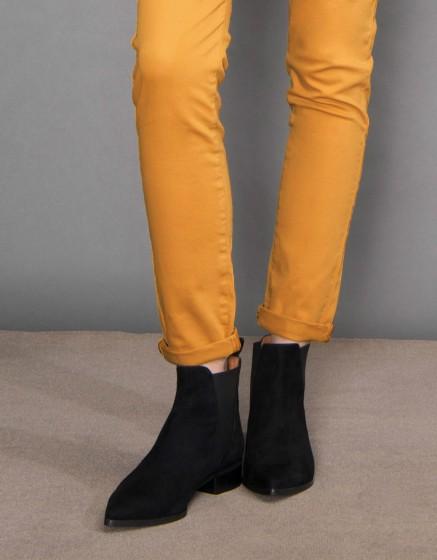 Chino Trousers Sandy Basic - CUMIN
