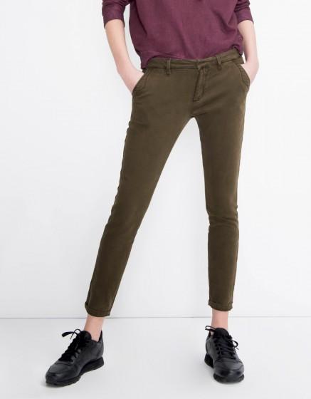 Chino Trousers Sandy Vintage - KAKI