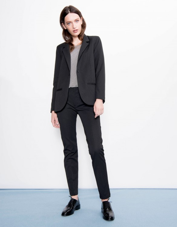 Blazer jacket Blair Fancy - STATES BLACK