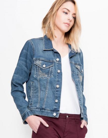 Jean jacket Vega - DENIM BLUE
