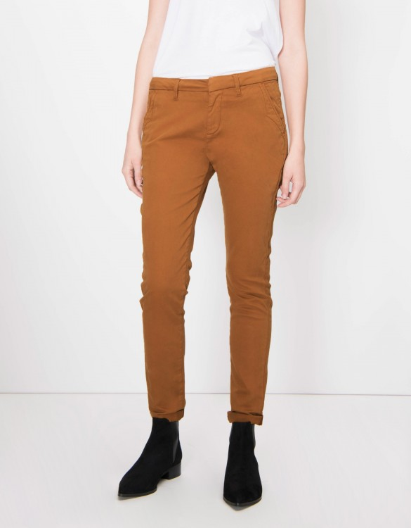 Chino Trousers Sandy Basic - PAIN DEPICE
