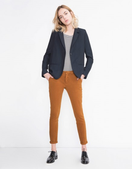 Chino Trousers Sandy Vintage - PAIN DEPICE