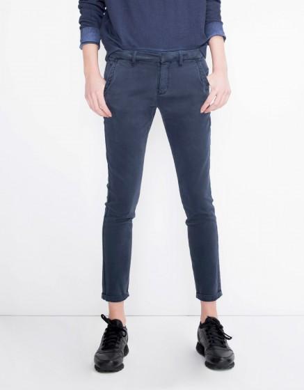 Pantalon chino Sandy Vintage - NAVY